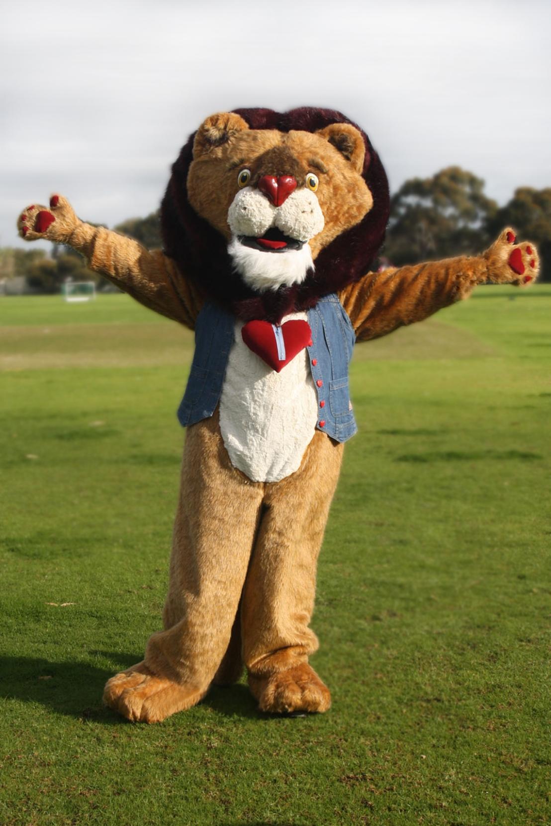 Patch mascot