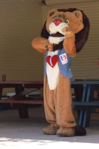 Patch had a great day dancing and meeting all his HeartKid friends in Perth.